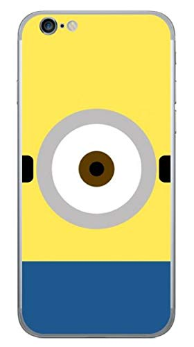 Fashion Skin Minion Head Fat Mobile Wrap For Iphone 7 Plus Amazonae