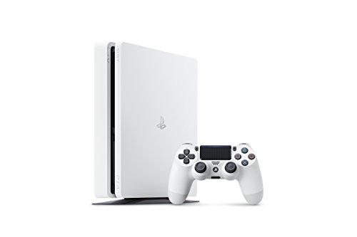 プレイステーション4本体 グレイシャー・ホワイト(HDD 500GB/CUH-2100AB02)