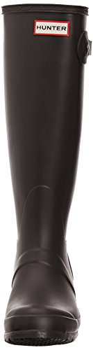 Uomo Stivali taglia Brown Chocolate Hunter Bitter W23499 Tall Original qtPzI