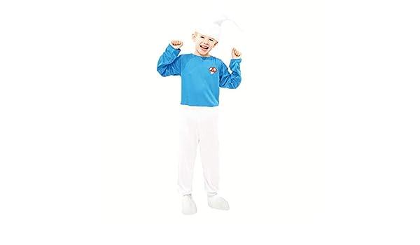 Disfraz Duende Azul para niño (3-4 años) (+ Tallas) Carnaval ...