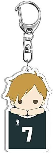 Haikyuu Acrylic Stand Keychain Atsumu Miya Ennichi Fair Limited Item Kimono