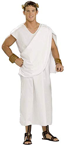 Forum Novelties Men's Gods and Goddesses Unisex Costume Toga