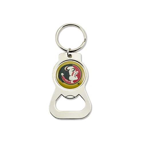 - NCAA Florida State Seminoles Bottle Opener Key Ring