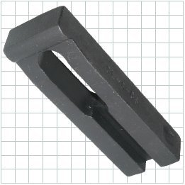 CL-6-CS Carr Lane Manufacturing Slotted-Heel Clamp: Length 4
