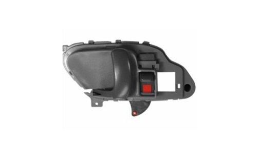 Replacement Driver Side Front Door - Gray Inside Front Driver Side Replacement Door Handle