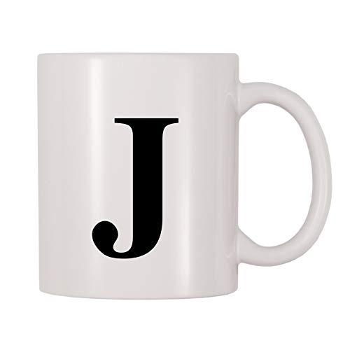 4 All Times Formal Letter J Coffee Mug (11 oz) ()