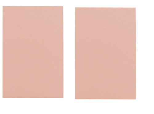 Speedball 4108 Speedy-Carve Block Printing Carving Block - Soft, Easy Carve Surface - 4 x 6 Inches, Pink, 2 Pack
