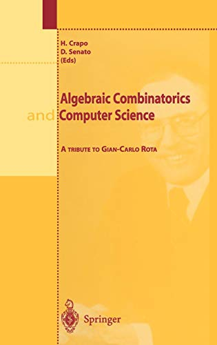 Algebraic Combinatorics and Computer Science