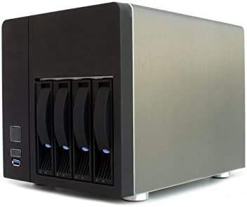 Amazon.com: Will Jaya 4-Bay NAS 3.5
