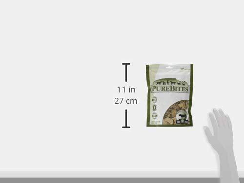 Purebites Beef Liver For Dogs, 8.8Oz / 250G - Value Size
