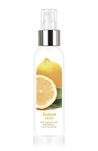 Lemon Fresh Perfume