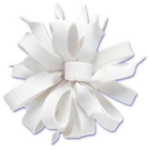 1 ~ Gumpaste Bow Topper ~ NOT Edible Gumpaste Flowers ~ NEW ~ Look!!! by Quantumchaos Media