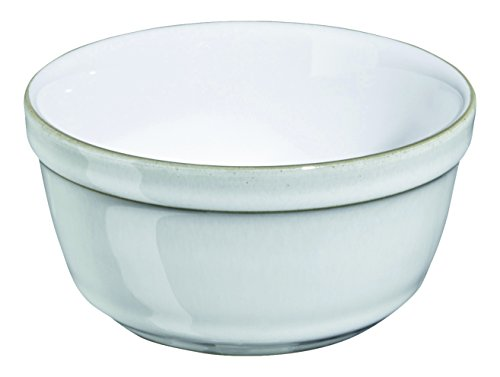 Denby USA Natural Canvas Ramekin, Cream