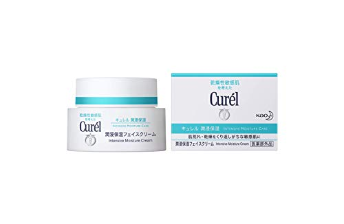 Curel Kao Intensive Moisture Cream, 40 Gram