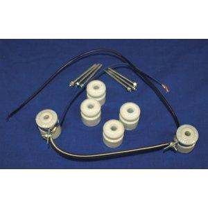 Incubator Kit - 250 Watt Heating Element Kit for Incubators