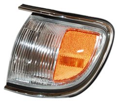 TYC 18-3408-00 Nissan Pathfinder Driver Side Replacement Corner/Side Marker Lamp Assembly