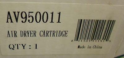 [해외]프라임 브레이크 부품 에어 드라이어 카트리지 AV950011/Prime Brake Components Air Dryer Cartridge AV950011