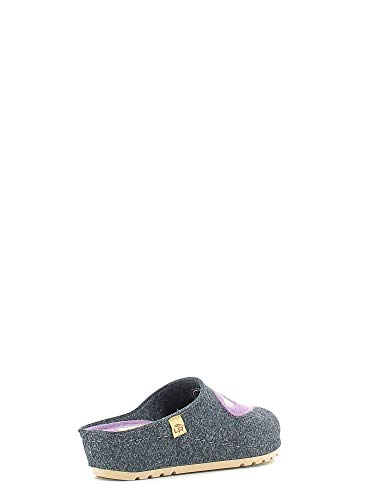 Donna Donna Riposella 8107 Blu 8107 Blu 8107 Pantofola Pantofola Riposella Pantofola Donna Blu Riposella Riposella ncngFxWO