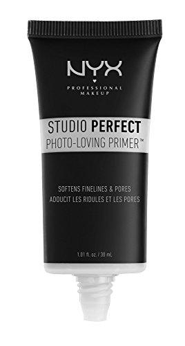 41oa4-Pr7sL NYX Studio Perfect Primer, Clear, 1.0 oz/30ml