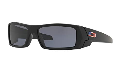 Police Sunglasses Designer - Oakley Men's OO9014 Gascan Sunglasses