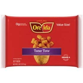 Expect More Ore-Ida Tater Tots 16 POUND
