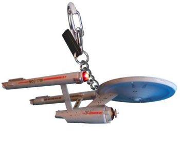 Star Trek Keychain U.S.S. Enterprise NCC-1701