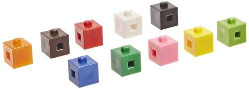 amazon com school specialty interlocking centimeter cubes 1000