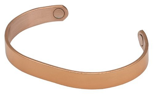 Sabona Copper Original Magnetic Bracelet, Size Medium (Bracelet Copper Sabona)