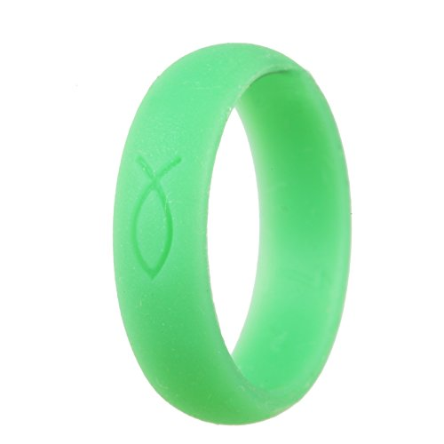 Womens Silicone Wedding Rings Mada
