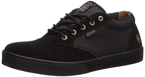 Freeride Shoes - Etnies Men's Jameson MID Crank Skate Shoe, Black, 12 Medium US