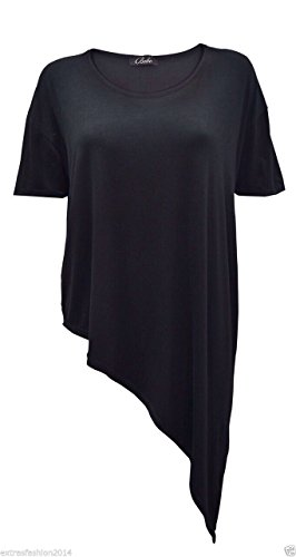 Fashion Fever London Ltd - Camisas - Básico - para mujer negro