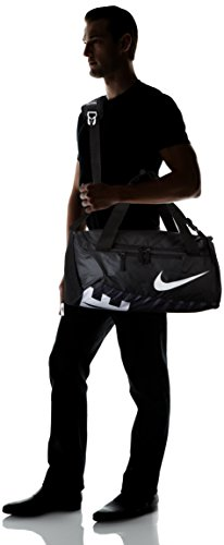 432201b235 Nike Alpha Adapt Cross Body (Medium) Duffel Bag - Black BA5182-010   Amazon.in  Bags