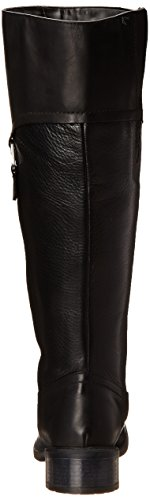 Bridge Clarks Black Women's Riding Boot Leather Swansea ETgEWqryR