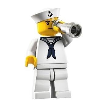 LEGO Series 4 Collectible Minifigure Navy Sailor