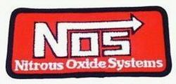 Nitrous Oxide Systems 19322 SMALL NOS PATCH