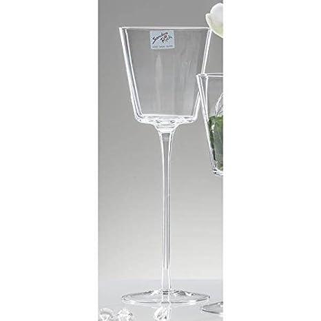 Windlicht CONI H 13cm D 14cm transparent konisch Sandra Rich Teelichthalter