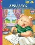Spectrum Spelling Grade 4, School Specialty Publishing, 157768494X