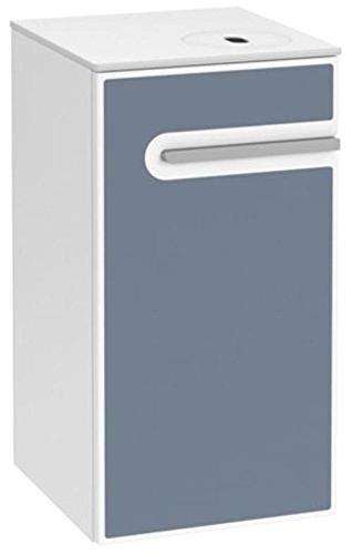 Villeroy + Boch Multifunktionsschrank Joyce B86601 354x652x373 Glossy White/Peru, B86601ML