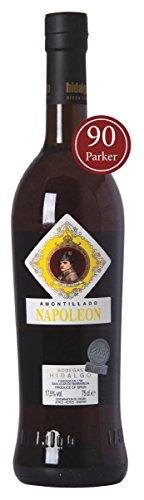 Hidalgo La Gitana Amontillado Napoleon, 500 Ml Cava, 500 Ml