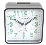 Best Travel Alarm Clocks - Casio TQ140 Travel Alarm Clock - Bla Clock Review