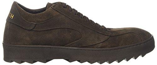 Walsh Midstyle Wrapper Sole, Sneaker a Collo Alto Uomo, Marrone (Dk.Brown Suede), 42 EU