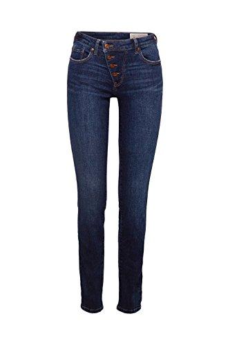 Wash blue Blu 901 Slim Esprit Donna Jeans Dark CnqYp
