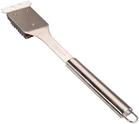 Amazon.com: Cuisinart - Cepillo de limpieza para parrilla de ...