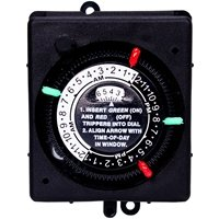 (Intermatic Pb914N84 Pool Timer Mechanical Panel Mount)