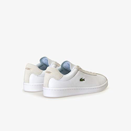 off 119 Masters 2 65t wht da Sfa Sneakers donna Wht Lacoste Bianco 7HRA5xzq5w