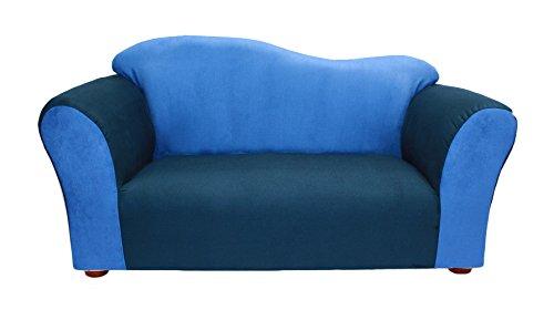 KEET Wave Kid's Sofa, Navy/Blue