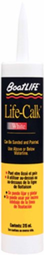 Life Industries Corporation Sealant Lifecalk Mahogany Cartridge