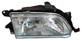 TYC 20-3299-00 Toyota Tercel Passenger Side Headlight Assembly