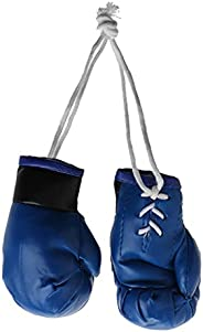 SANGHAI Mini Boxing Gloves Miniature Punching Gloves Holiday Christmas Ornament Hanging Decoration or Souvenir