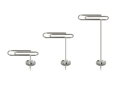 Umbra-Clipster-Pushpin-Photo-Holder-Set-of-12